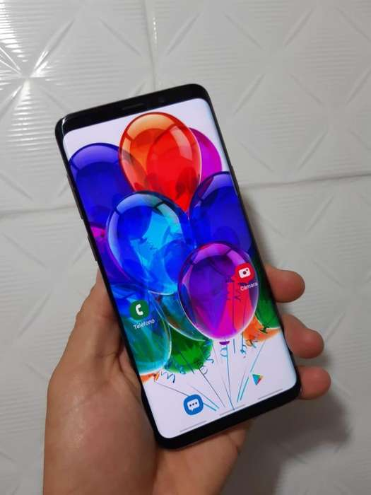 Samsung S9 Plus Duos Hermoso Legal Ganga