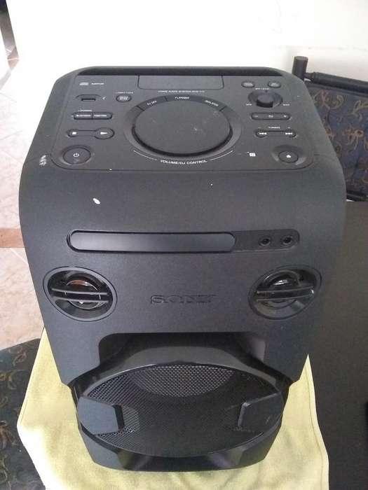 Torre de Sonido Sony