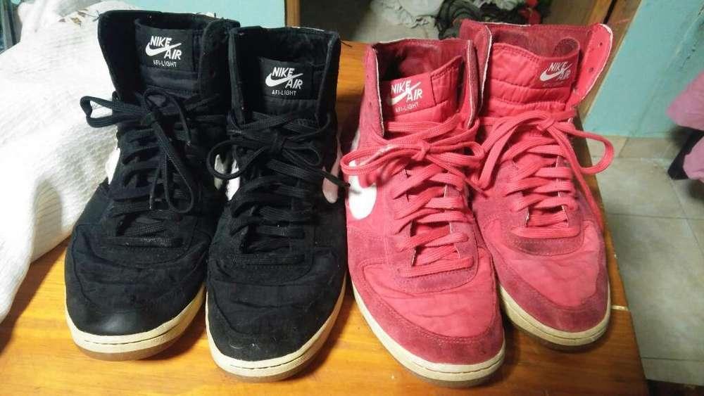 Vendo Zapatillas Nike Air Usadas
