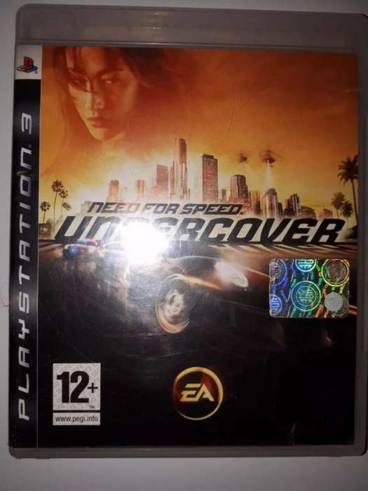 Need For Speed Undercover Ps3 Juego Original