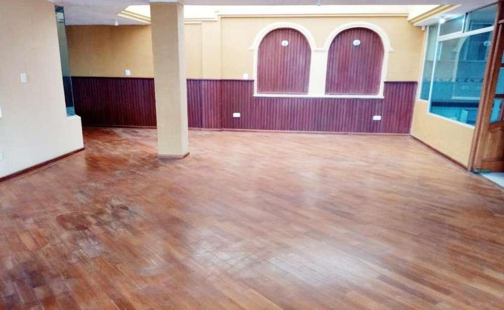 El Condado, departamento, 207 m2, alquiler, 3 habitaciones, 2 baños, 2 parqueaderos