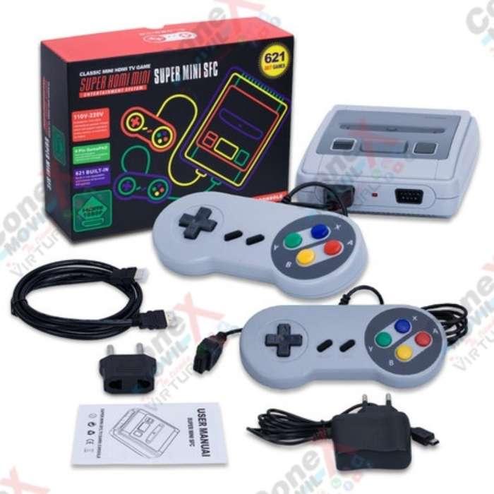 Vendo Consola Retro Gamer