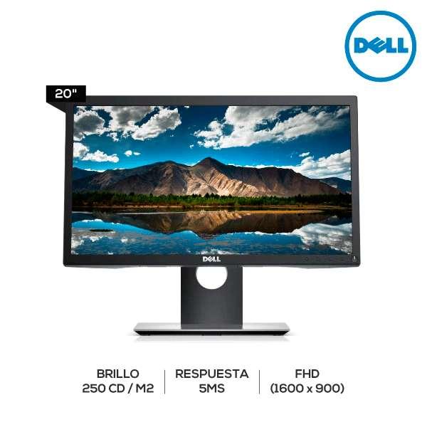 Dell 20 Monitor Giratorio - P2018h *precio Mas Económico*