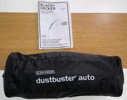 Aspiradora Nueva Auto 12v Black Decker Portatil  Accesorios