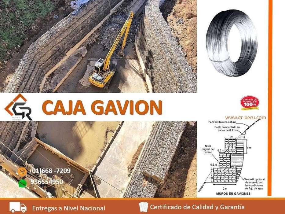 DISEÑO DE PLANOS Y VISITA A OBRA POR ESPECIALISTAS, GAVIONES CAJA, <strong>colchon</strong> Y TERRAMESH 936554590