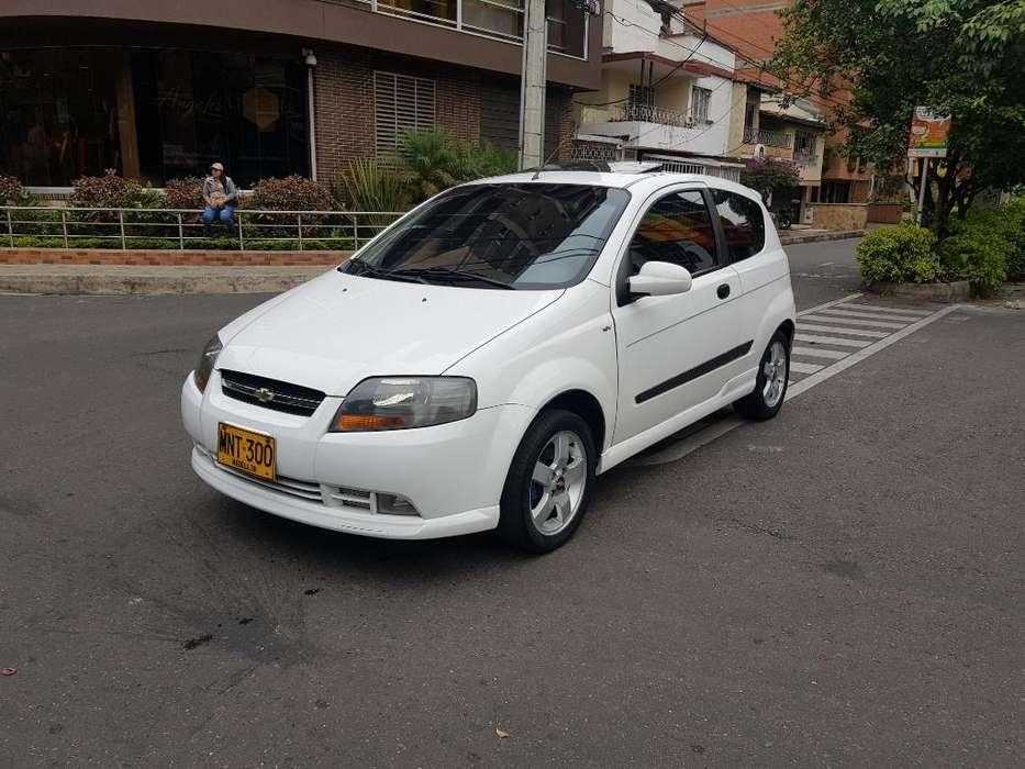 Chevrolet Aveo 2008 - 128000 km