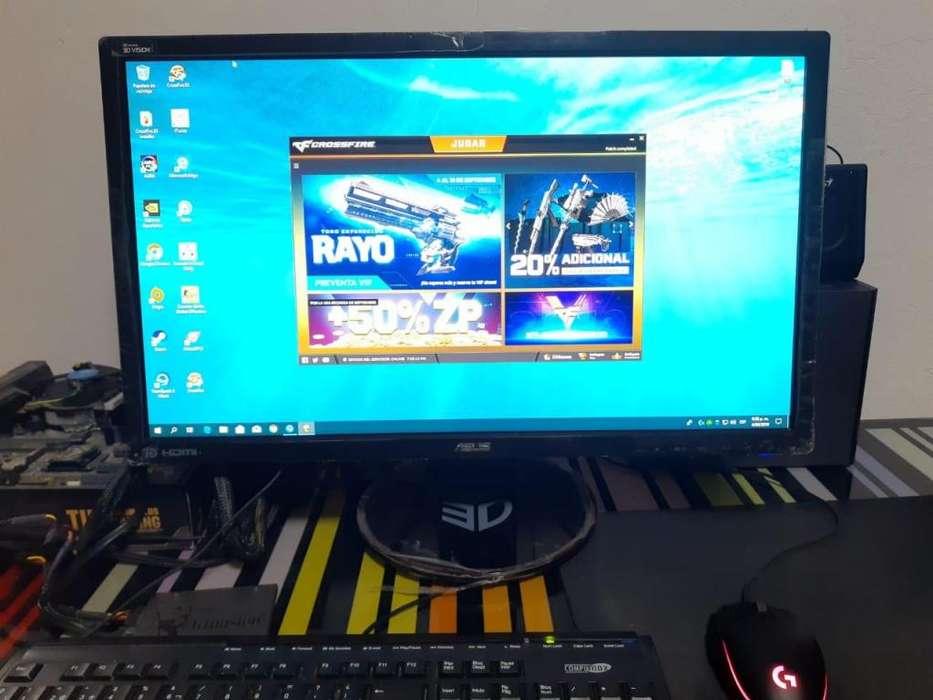 Se vende monitor Asus 144hz