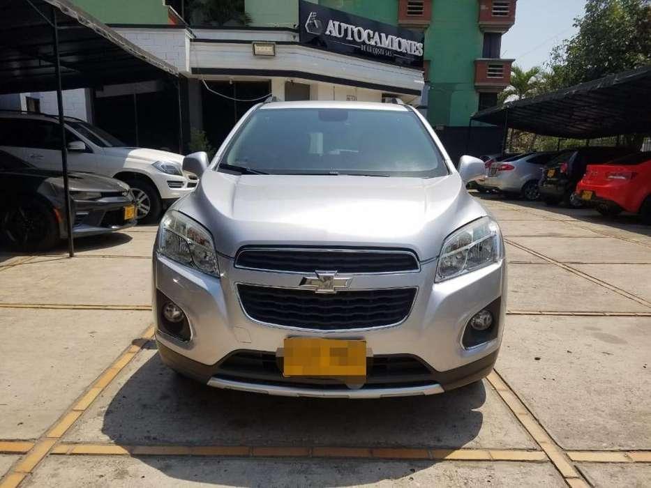 Chevrolet Tracker 2014 - 68000 km