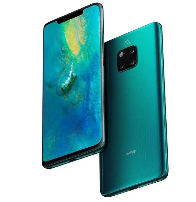 Celular Huawei Mate 20 Pro Lya 128gb Verde