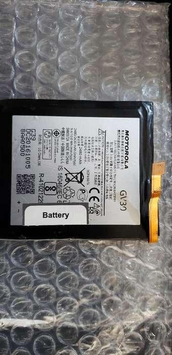 Bateria Moto Z Original Instal. Incluida