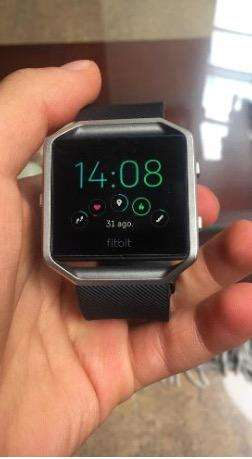 Reloj Digital- Fitbit (Blaze)