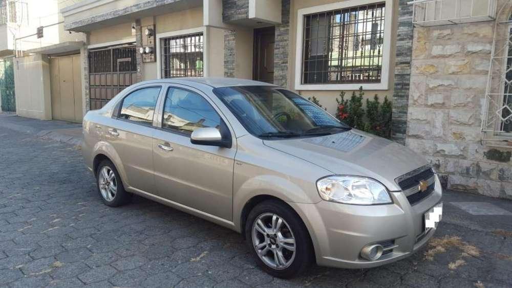 Chevrolet Aveo 2015 - 49000 km