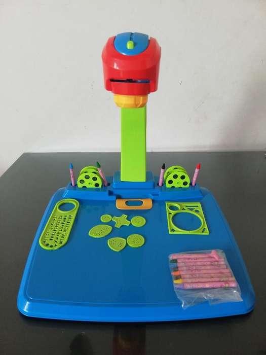 Projector de Dibujo Infantil