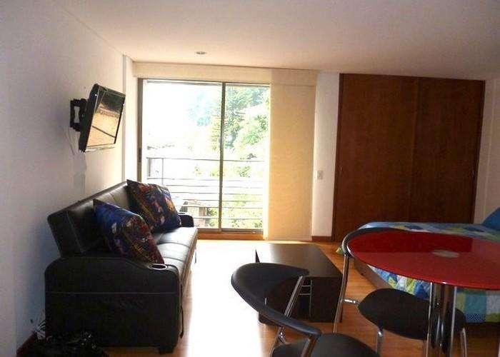 <strong>apartamento</strong> AMOBLADO EN EL POBLADO SECTOR PATIO BONITO EN RENTA