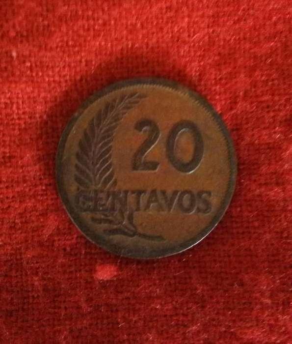 Vendo moneda antigua 1948