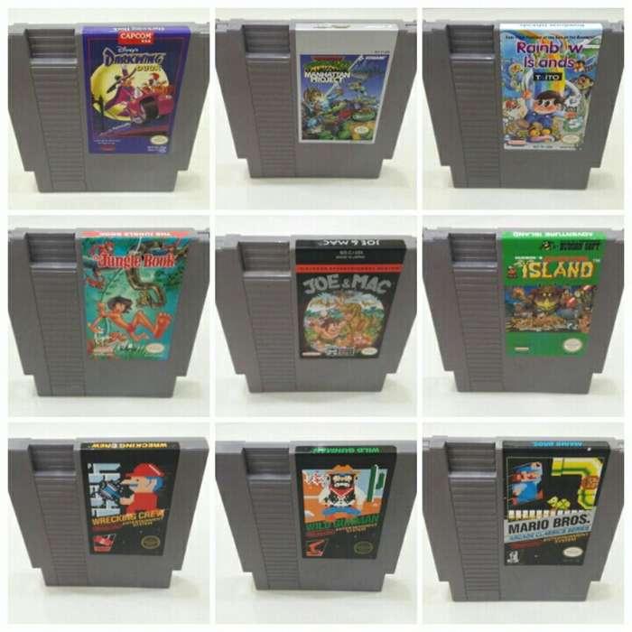 Juegos para Nintendo Nes Super N64