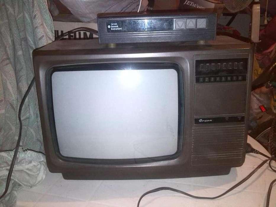 Televisor DREAN 14 pulgadas con expansor de canales