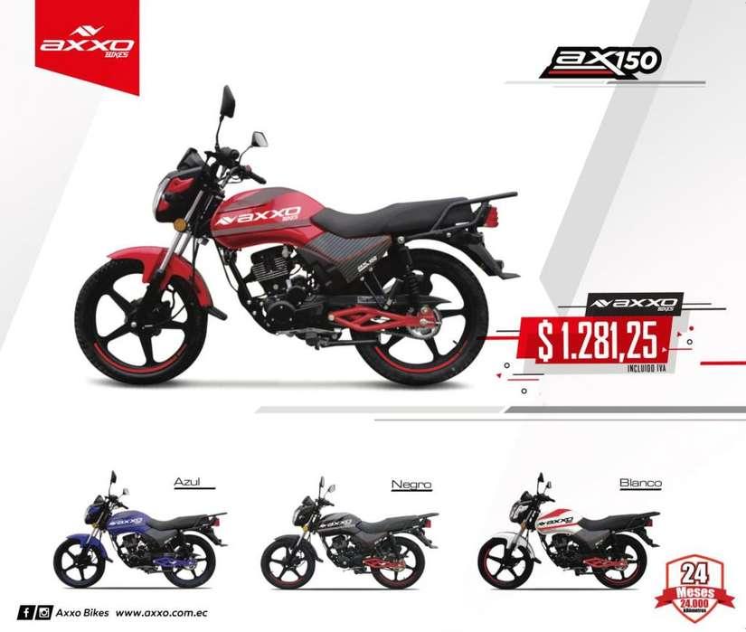 Moto Ax 150