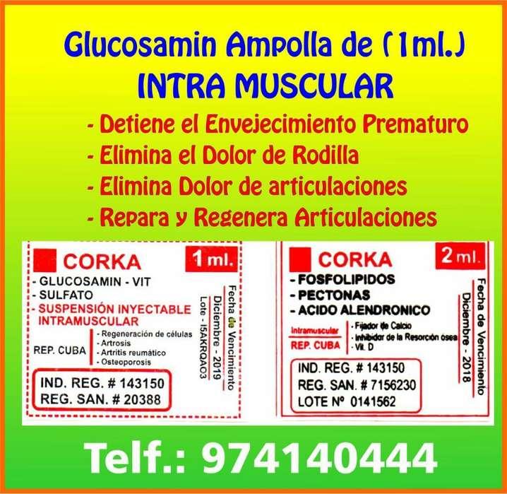 Ampollas Paea Los Dolores Musculares