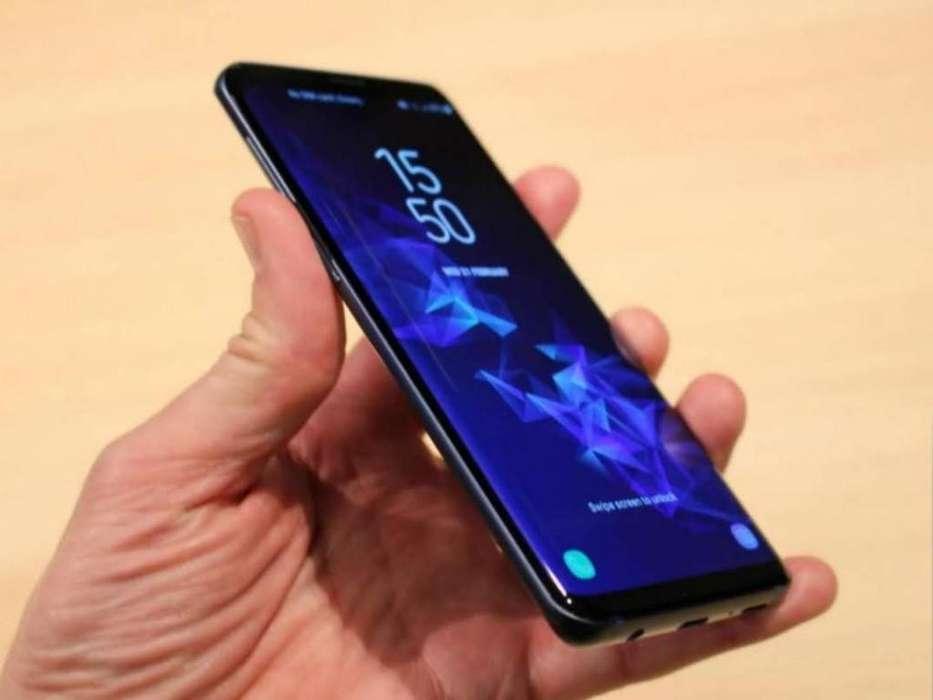 Samsung S9 Muy Bonito Cargador Original