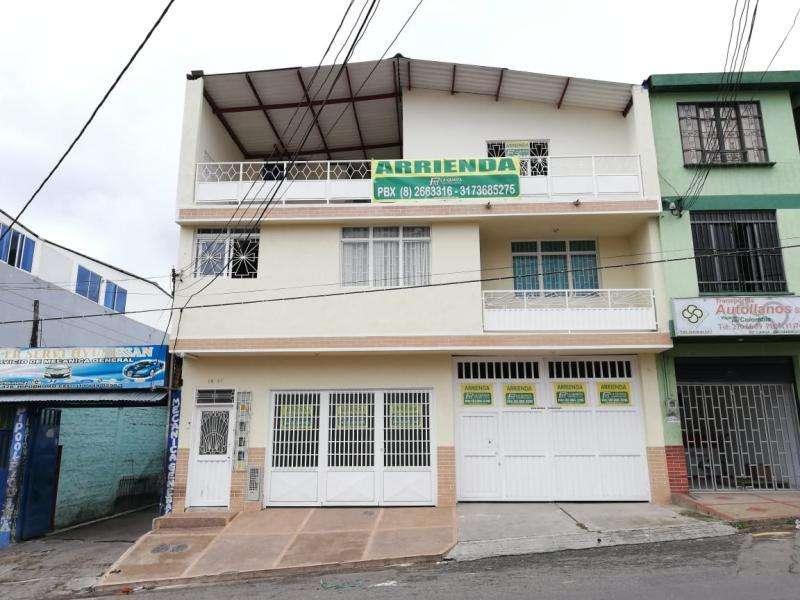 <strong>apartamento</strong> En Arriendo En Ibague Hipodromo 3 Piso Cod. ABPAI11035
