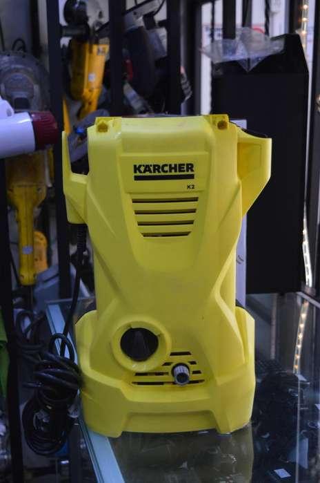 Hidrolavadora KARCHER K2