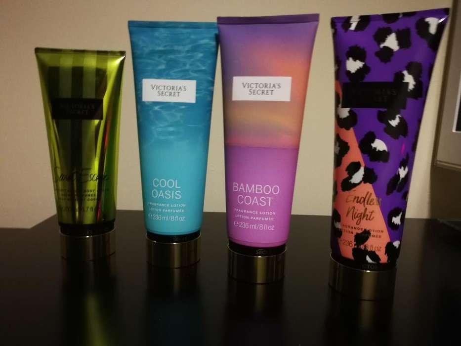 Cremas Victoria Secret Originales