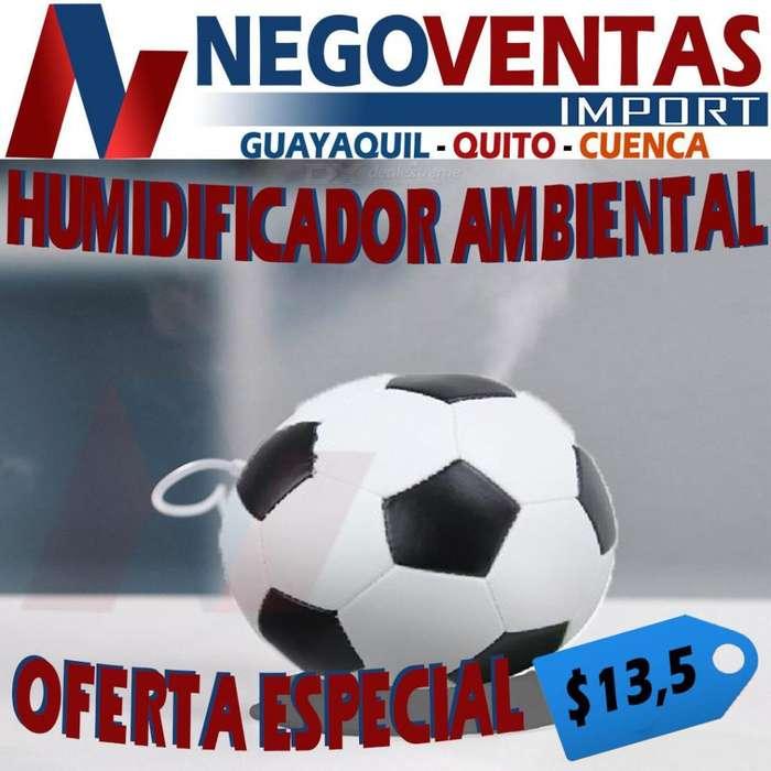 HUMIDIFICADOR AMBIENTAL PARA CASA TIPO BALON