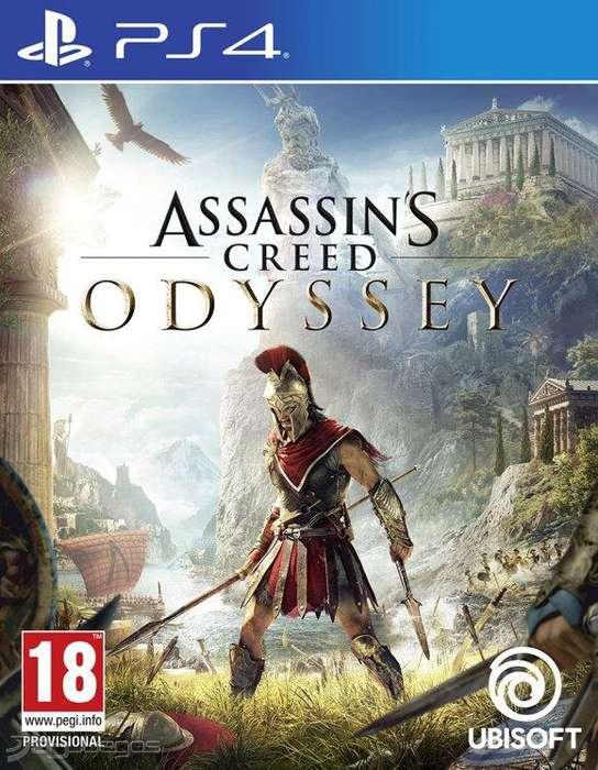 ASSASSINS ODISEY PS4