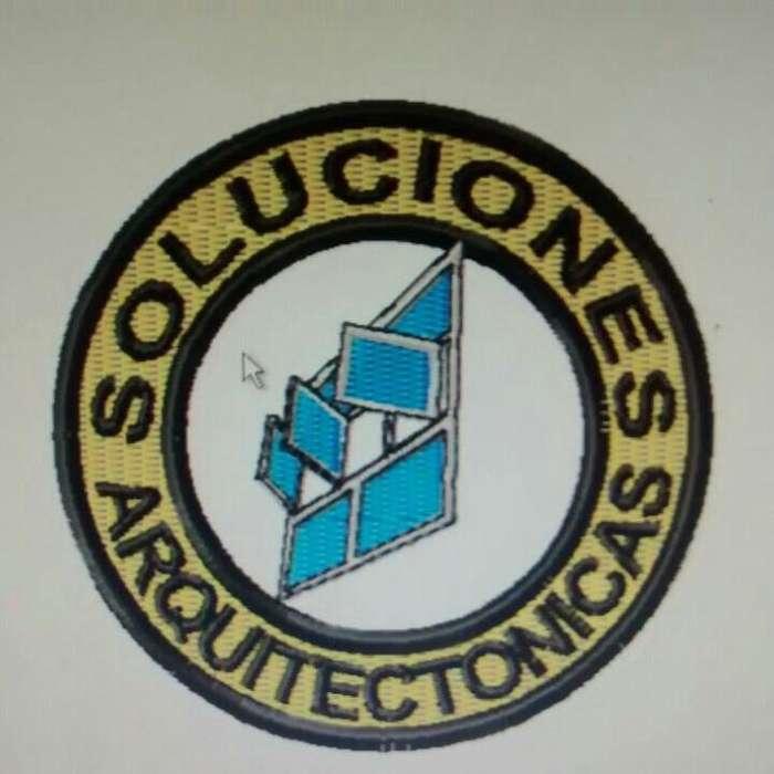 Aluminio arquitectónico Cartagena Trabajos en aluminio Vidrio templado, balcones, acero inoxidable