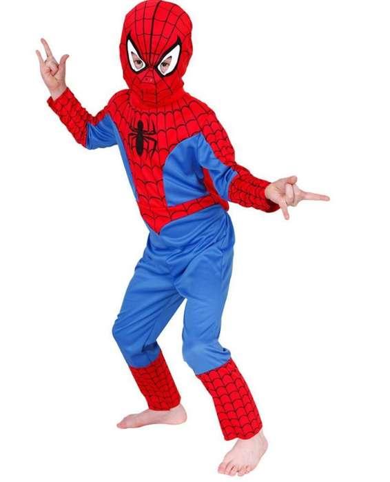 Disfraz Spider Man niño