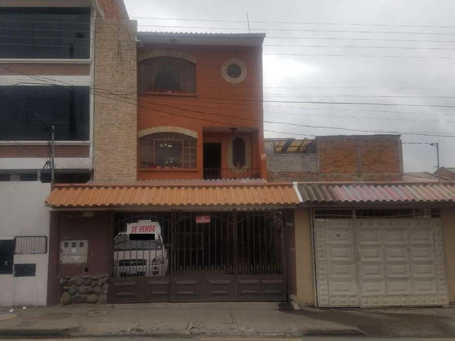 venta de casa tipo edificio de 4 plantas en zona comercial incluye tienda sector gonzales suarez parroquia totoracocha