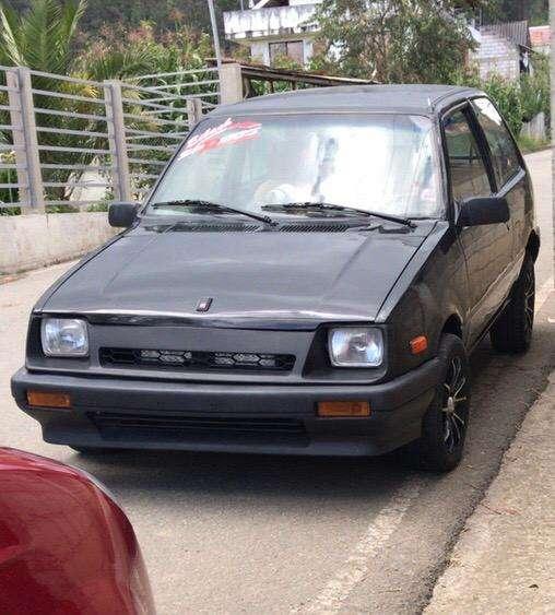 Chevrolet Forsa 1990 - 0 km