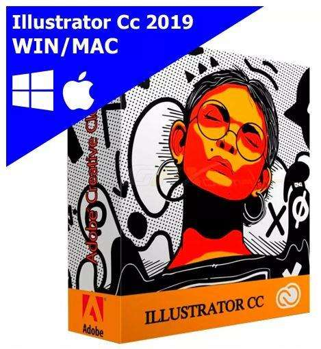 Illustrator 2019 Win/ Mac. Llama ya al 3156852745!!! desde 40 mil pesos.