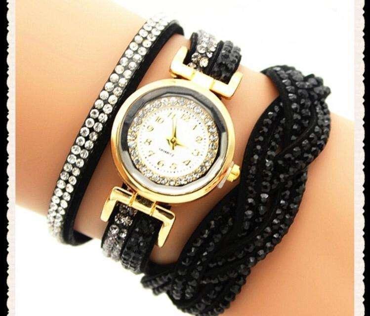 Reloj De Mujer Con Hermosos Diseños, Varios Colores
