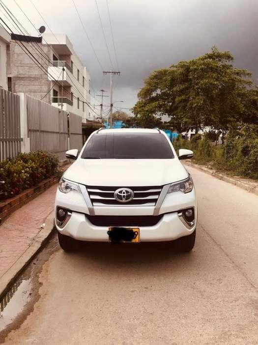 Toyota Fortuner 2017 - 66000 km