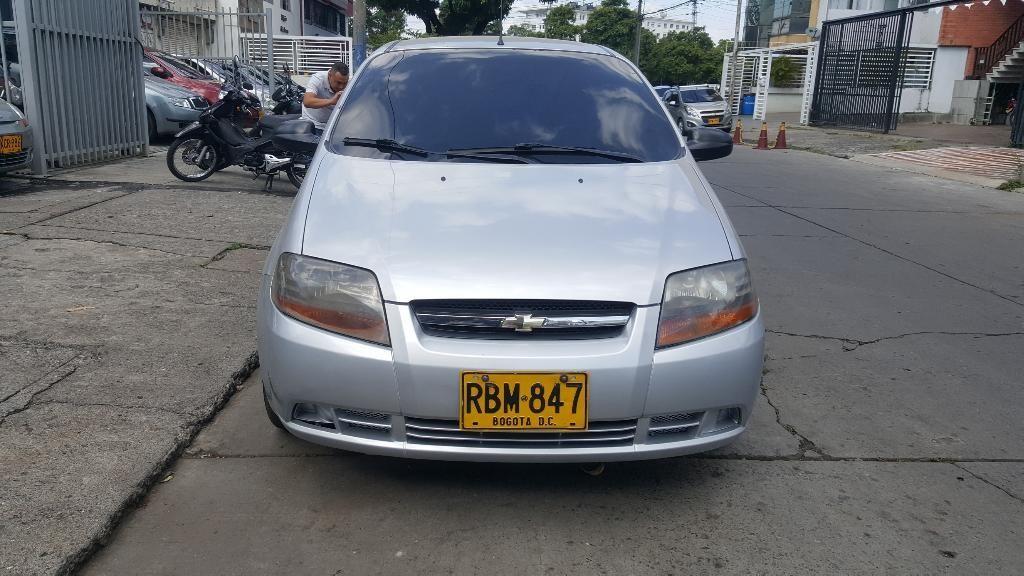 Se Vende Chevrolet Aveo 2011