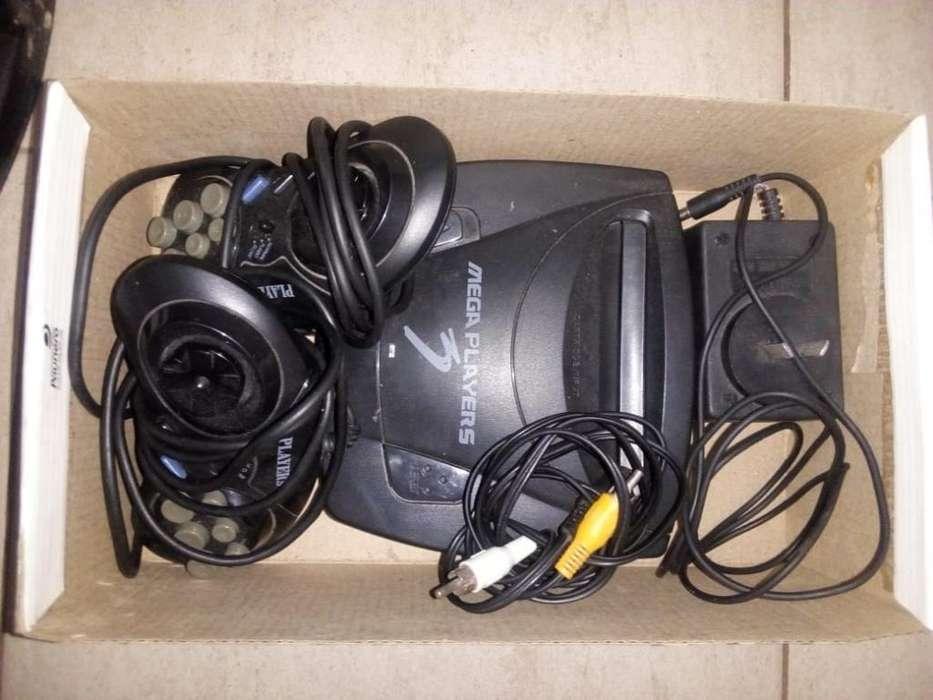 Sega Genesis Clasica 22 Juegos
