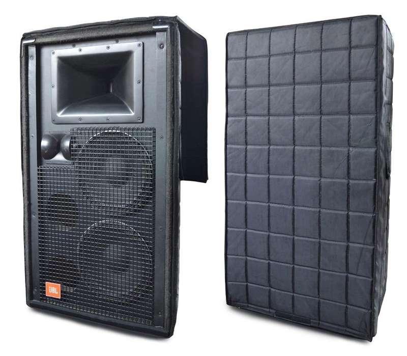 Forros para equipos de sonido, sonido profesional, instrumentos musicales