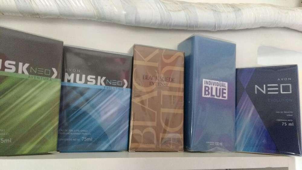 Perfumes Avon Hombre