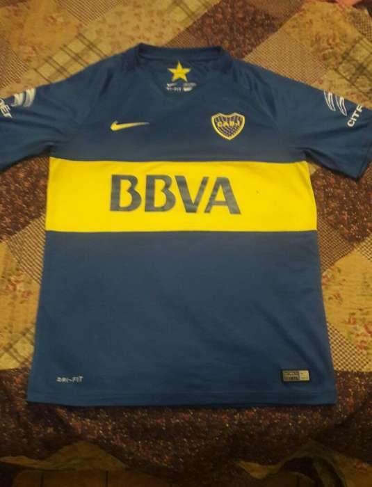 Camiseta Boca Juniors Nike