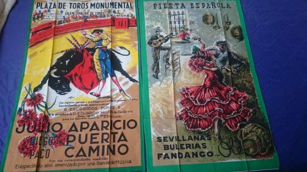 Telas Españolas Espectaculares Unicas
