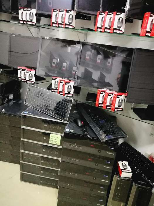Oferta Computadores de Mesa Completo