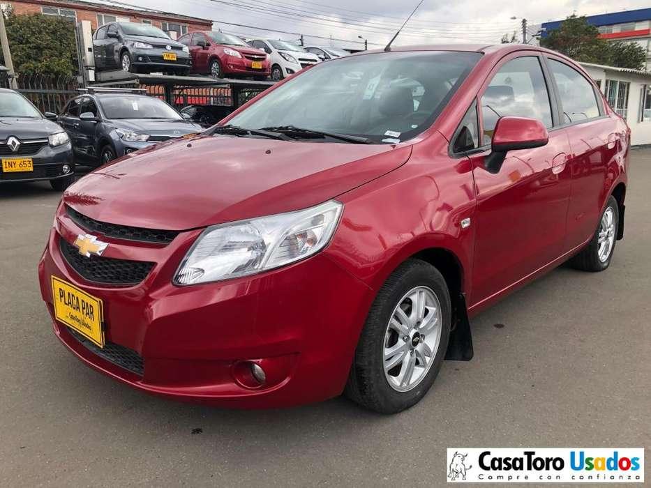 Chevrolet Sail 2014 - 26769 km