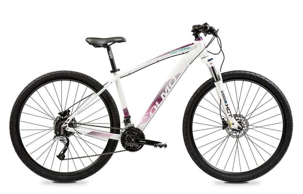 Bici Olmo All Terra Starter 1bo1130 Dama R26 Magen