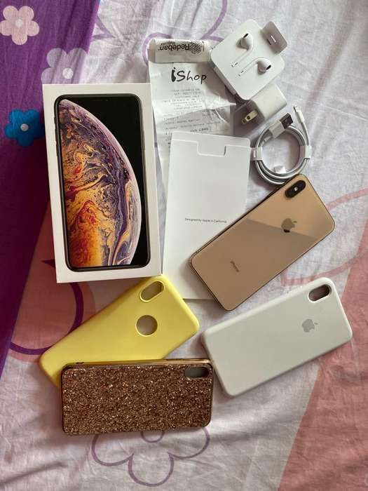 iPhone Xsmax Como Nuevo