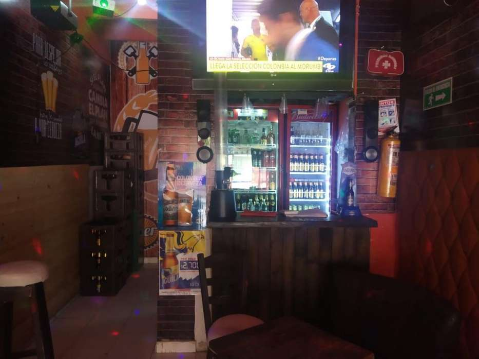 Vendo Bar Acreditado en Soacha Sanmateo