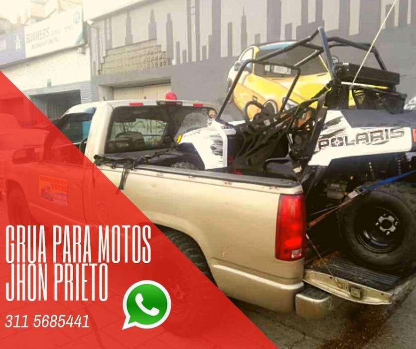 Grua para motos 3115685441.