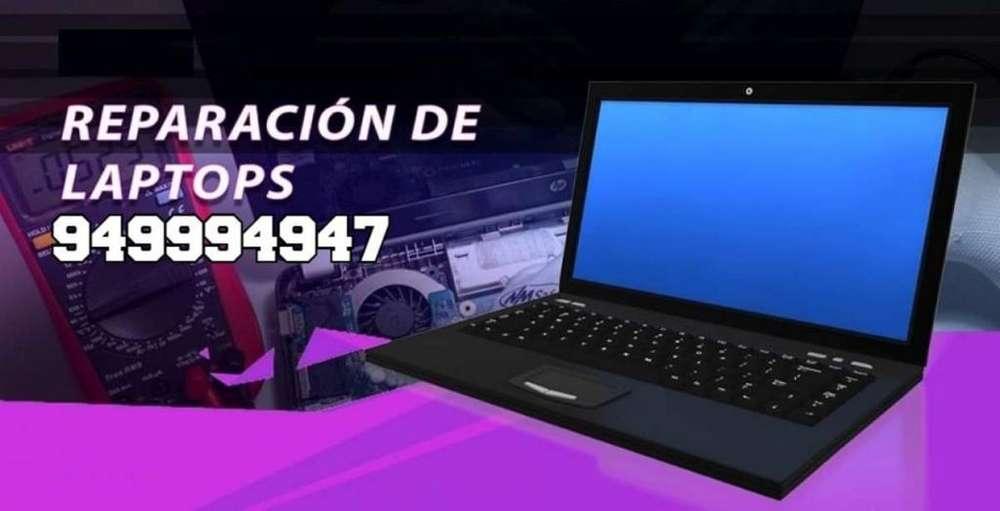 SERVICIO TÉCNICO DE COMPUTADORAS, ELECTRICIDAD Y ELECTRONICA
