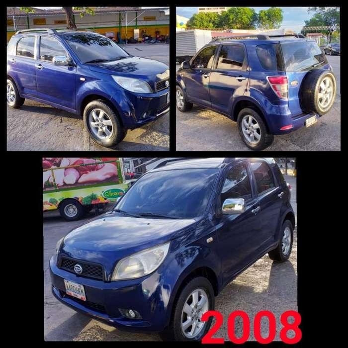 Daihatsu Terios 2008 - 127000 km